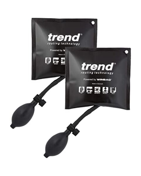 TREND I/WEDGE/2PK INFLATABLE AIR WEDGES (2 PACK)