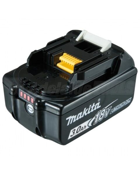 MAKITA BL1830B 18V 3.0AH LED BATTERY 632G12-3