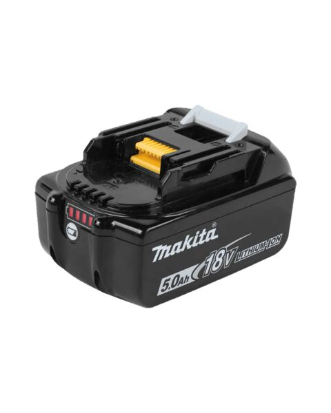 MAKITA 18V 5.0AH BATTERY BL1850B WITH LED INDICATOR