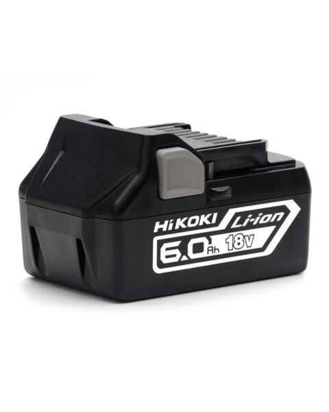 HIKOKI 18V 6.0AH BATTERY BSL1860