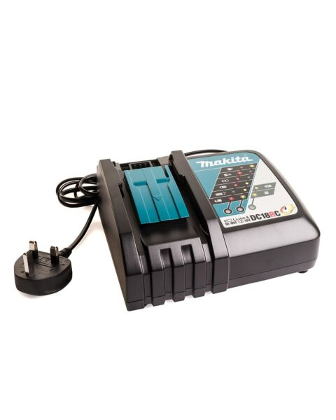 MAKITA DC18RC CHARGER 240V