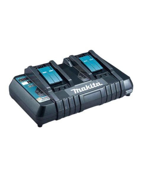 MAKITA TWIN PORT DC18RD CHARGER 240V