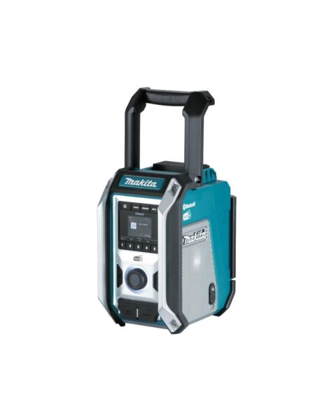 MAKITA DMR115 DAB+ BLUETOOTH SITE RADIO BLUE