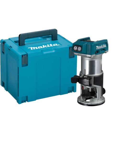 MAKITA 18V B/LESS TRIMMER BODY IN MAKPAK 4 CASE