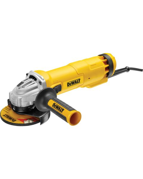 DEWALT 115MM GRINDER 110V IN carry case 1010W
