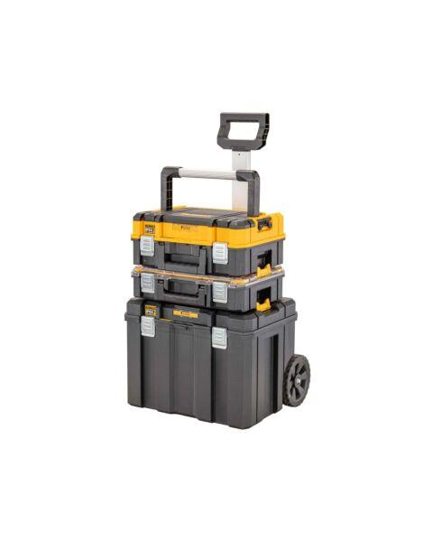 DEWALT DWST83411-1 TSTAK 2.0 MOBILE BOX BUNDLE LONG HANDLE