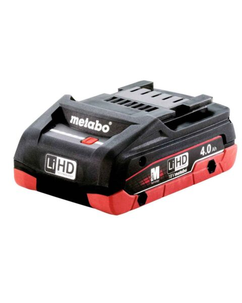 METABO 18V 4.0AH LIHD COMPACT BATTERY