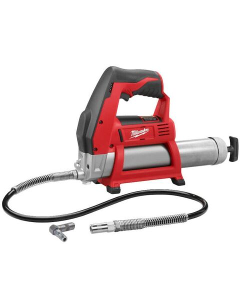 MILWAUKEE M12 GREASE GUN NAKED
