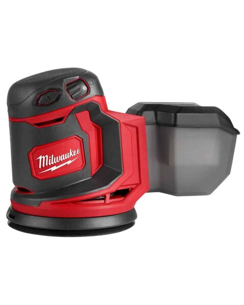 MILWAUKEE M18BOS 18V SANDER 125MM BODY