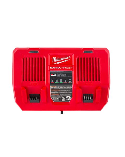 MILWAUKEE M18DFC 18V DUAL FAST CHARGER 240V 4932472074