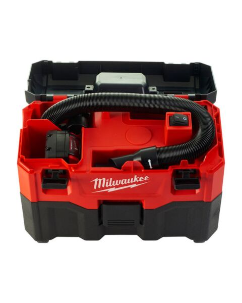 MILWAUKEE 18V M18 WET/DRY VAC BODY ONLY M18VC2-0