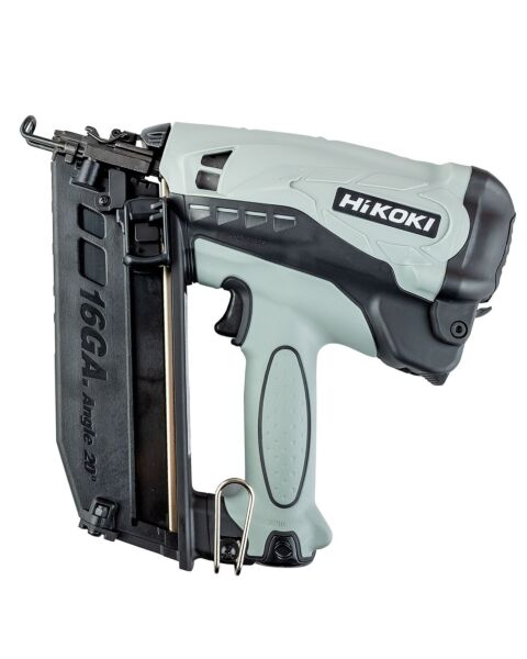 HIKOKI NT65GB 2ND FIX ANGLED GAS NAILER