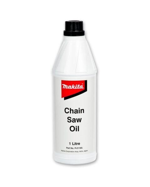 MAKITA CHAIN SAW OIL 1 LITRE PART NO.980008610