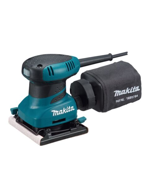 MAKITA PALM SANDER 110V BO4556