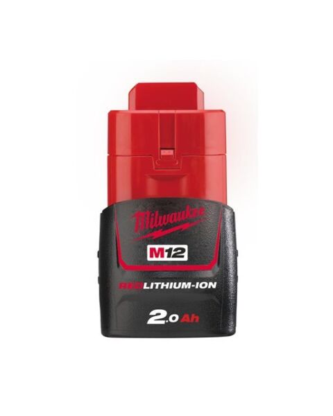 MILWAUKEE M12B2 12V 2.0AH BATTERY
