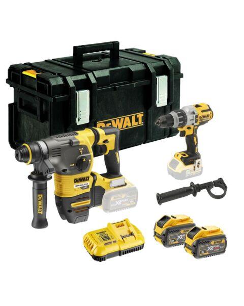 DeWalt 54V Flexvolt Twin Kit 2 X 9.0AH DCK2033X2