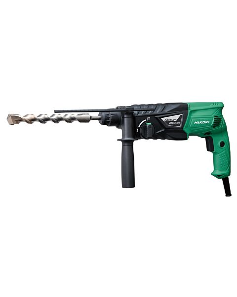 HIKOKI DH24PX2 SDS+ HAMMER DRILL 110V 730 WATT 3 MODE