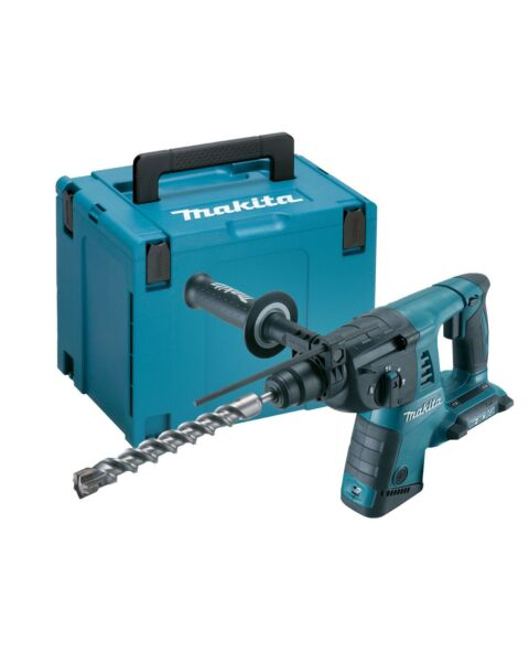 MAKITA 36V (2X18V) LXT SDS+ HAMMER BODY IN MAKPAC 4 CASE
