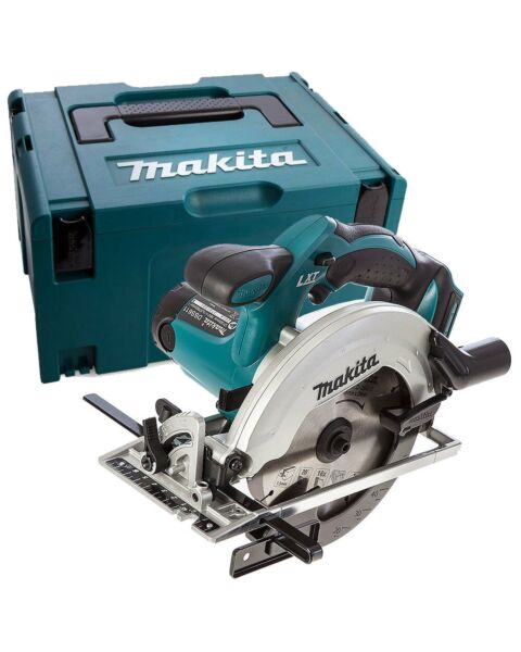 MAKITA DSS611 18V LXT CIRC SAW BODY IN MAKPAC CASE
