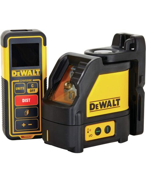 DEWALT DW0889CG GREEN LASER LEVEL KIT DW088CG DW099E