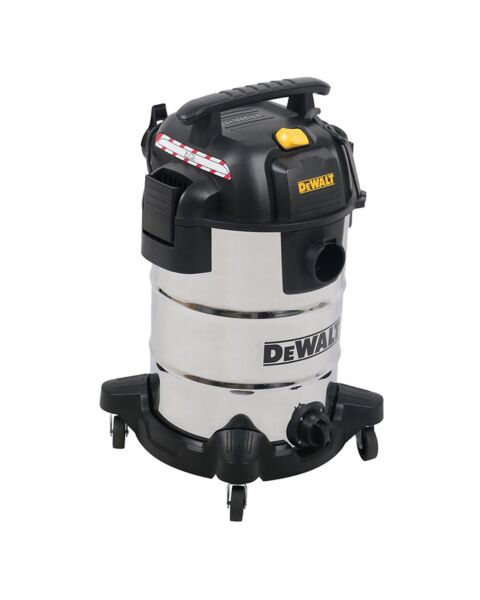 DEWALT DVX30SA WET AND DRY PROFESSIONAL VACUUM 240V