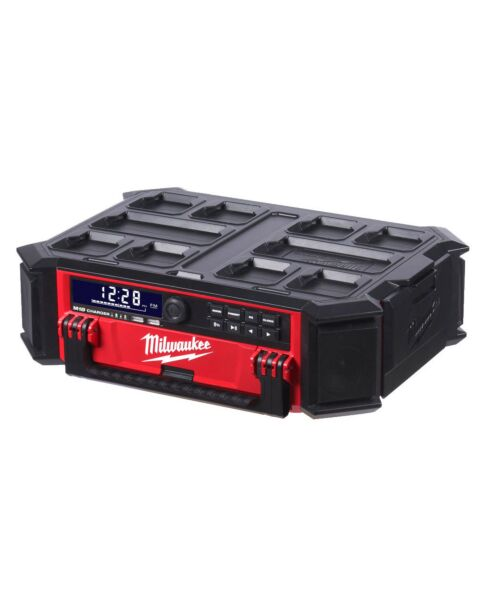 MILWAUKEE M18PRCDAB+0 PACKOUT DAB+ RADIO CHARGER