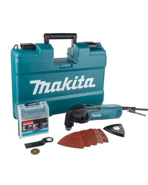 MAKITA TM3000CX14/2 MULTI TOOL 240V C/W ACCESSORIES