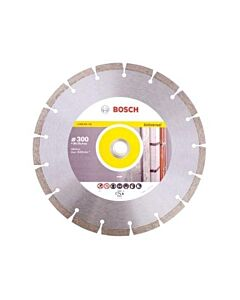 "BOSCH 300MM 20MM BORE DIAMOND 12"" BLADE UNI100 2608 615 032"
