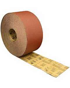 JEPUFLEX 80 GRIT TOP QUALITY 50 METRE ROLL (115MM WIDE)