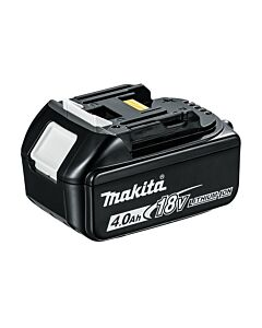 MAKITA 18V LXT 4.0AH BATTERY WITH LED INDICATOR