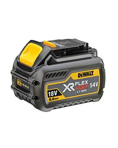 DEWALT 54V 6.0AH XR FLEXVOLT BATTERY