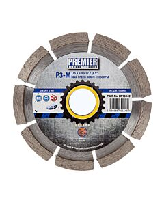 115X22.2MM P3-M MORTAR RAKING DIAMOND BLADE DP15040