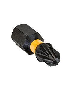 PZ3 x 5 25mm IR Torsion IMPACT TORSION RANGE-5 bits per pack
