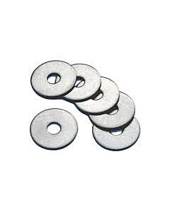 """WASHERS FORM """"B"""" BZP M24"""