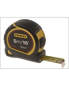 STANLEY 5M TYLON TAPE 30-696 STA130696N (LOOSE)