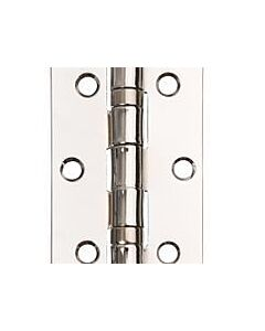 "DALE PCP 3"" X 2"" X 2MM HEAVY BALL BEARING HINGE ***PAIR***"
