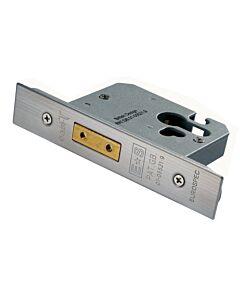 EDS5025PVD EURO DEADLOCK 63MM CASE BRASS (AR/8006)