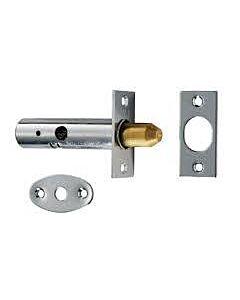 DSB8225 EB BRASS SECURITY DOOR BOLT (rack bolt)