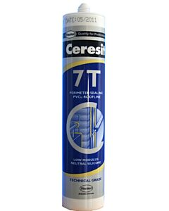 CERESIT 7T LOW MOD DARK BROWN NEUTRAL CURE SILICONE