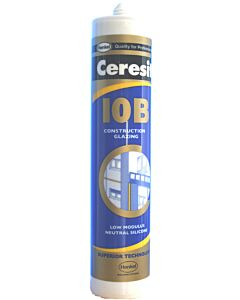 CERESIT 10BT HPC SILICONE CLEAR NEUTRAL CURE CONSTRUCT