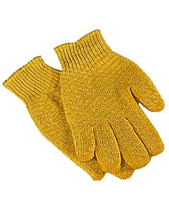 PAIR YELLOW GRIPPA CRISSCROSS GRIPPER GLOVES 304076 H225