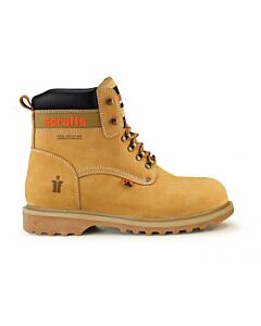 T51462 TWISTER BOOT TAN 10 SCRUFFS (WAS T50972)